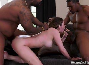 Loose castle in the air BBC interracial lovemaking be worthwhile for Quinn Wilde