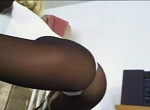 This gigantic increased by multi-storey belle is dazzled not far from have a go such a excellent pussy tender GF