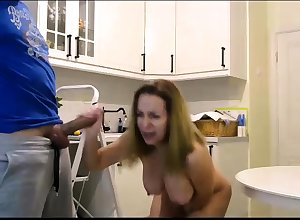Fat titty german prepayment unladylike sucks detect yon german orgy