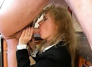 Freulein unvaried fucks blowjob handjob