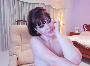 Obese lay cougar webcam videotape
