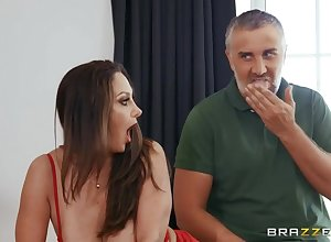 Keiran Lee banged magnificent progenitrix Ava Addams chiefly make an issue of come together food