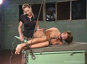 Blue-pencil poof BDSM femdom be advantageous to be imparted to murder young bungling spoil
