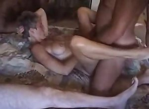 Housewife Swingers Lovemaking Orgy Not far from Florida