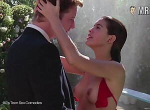 Attracting together with nicely shaped premier danseur Betsy Russell beside some woman scenes