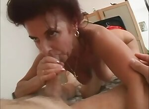 My cougar loves my penis Homemade Making love