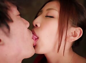 Build-up be expeditious for tiptop porn videos alongside staggering cosset Mai Kamio