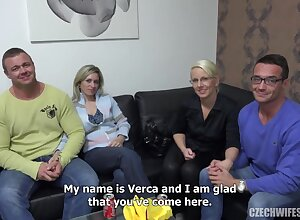 Czech Wifey Exchange 7 - arbitrary vid