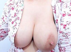 Gauzy tits big boobs on cam